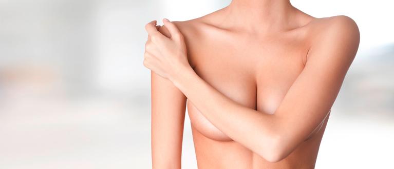 Ästhetische Chirurgie Brust