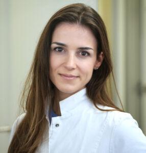 Dr. Antonia Regnier Porträt